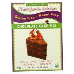 Cherrybrook Kitchen White Cabinets For Sale Chocolate Cake Mix Gluten Free Wheat Case Of 6 16 4