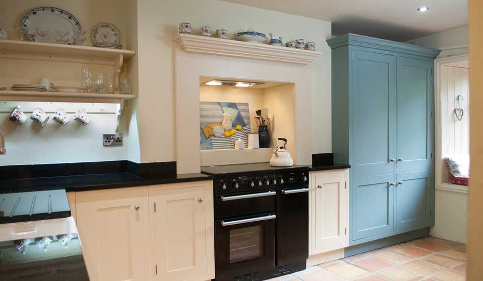 Hand Painted Kitchens Love Wood Kitchens Of Yorkshire