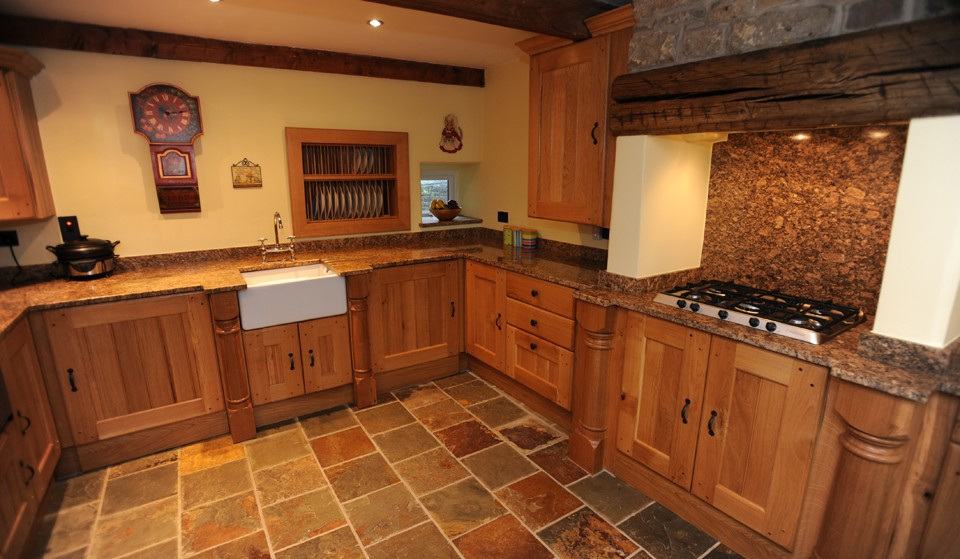 Country Oak Kitchen  Lovewood Kitchens