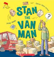 Stan the Van Man, Scholastic NZ, 2015