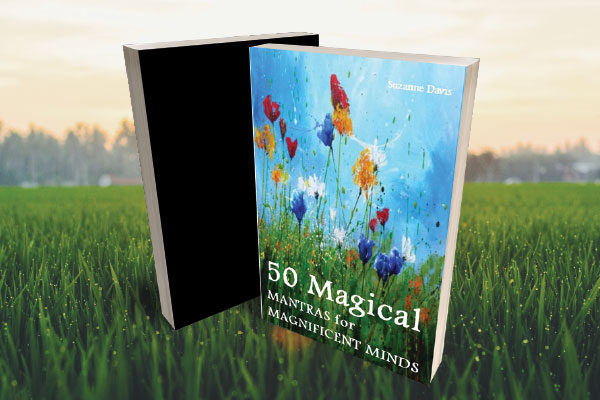 50 Magical Mantras for Magnificent Minds from Love Yoga Studios in Albany, Oregon
