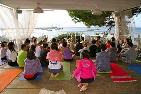 Clase de Yoga en Mallorca