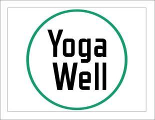 Yoga Well sign