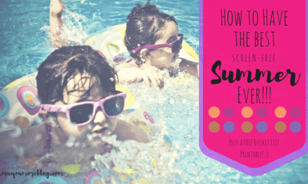 How to Have the Best Summer EVER!!!