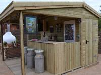 Shed Bars Ideas | Joy Studio Design Gallery - Best Design