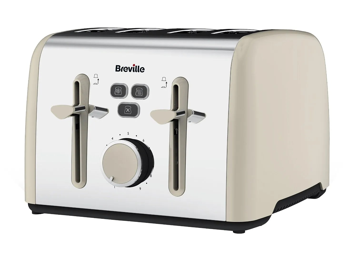 Best 4 Slice Toaster Reviews Uk 2018 Top 5 Toasters Reviewed
