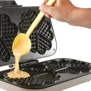 VonShef Double Waffle Maker
