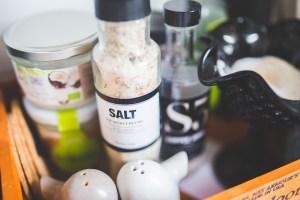 salt a food additive