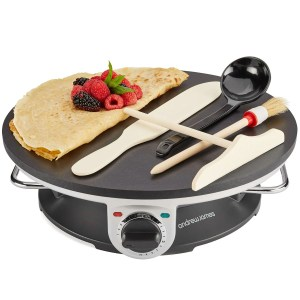 Andrew James 1200 Watt Professional Electric Crepe Maker