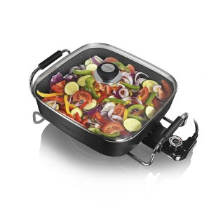 Tower T14010 Ceramic Coated Electric Sauté Pan