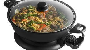 popular electric wok