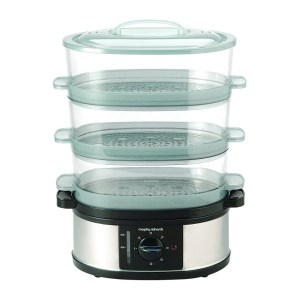number 1 rated electric food steamer