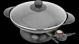 best selling electric wok