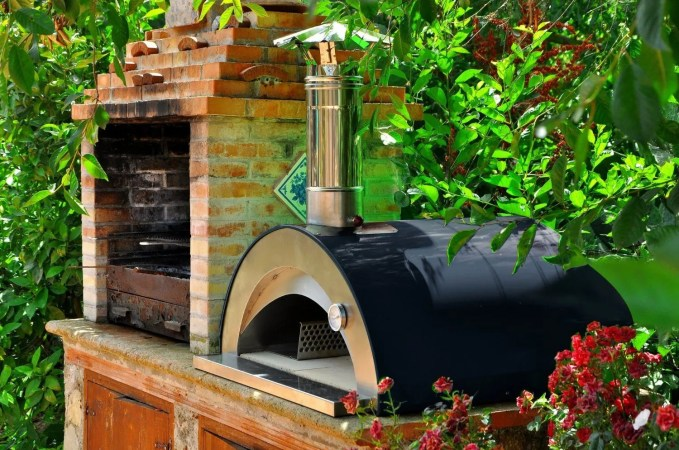 top rated wood fired pizza oven