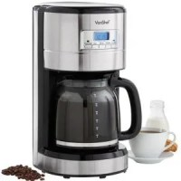 VonShef Digital Filter Coffee Maker Programmable