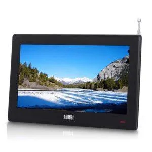 August DA100D - 10 inch Portable TV with Freeview