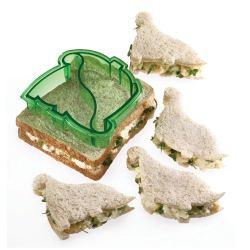 Let's Make Dinosaur Shaped Sandwich Cutter