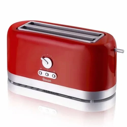 Swan 4 Slice Long Slot Toaster Review