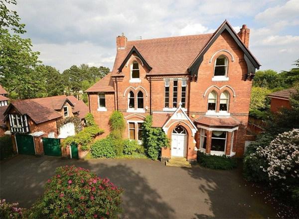 Victorian House in Edgbaston
