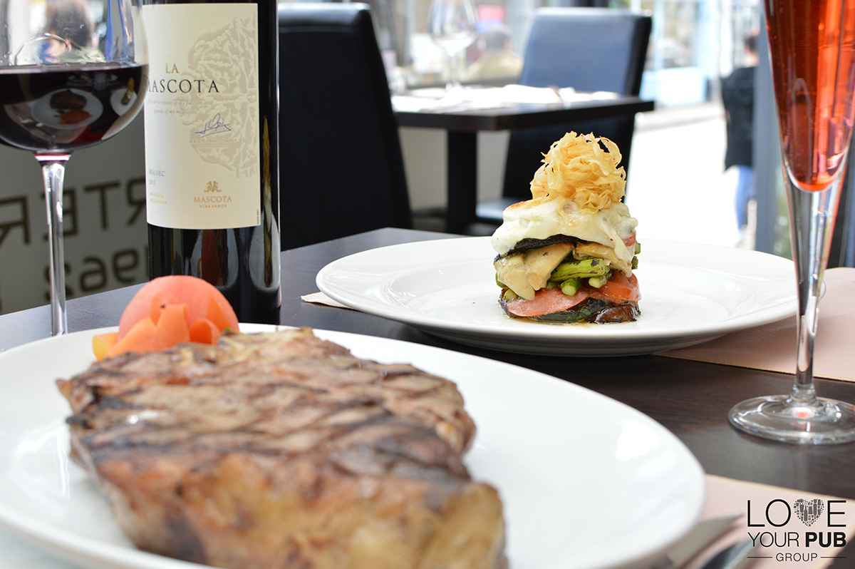Restaurants For Christmas Party Part - 49: Porterhouse Is Simple, So Whether Or Not Your Preference Is Rump, Sirloin,  Rib Eye Or A Preference To More Premium Cuts Of Fillet Or Chateaubriand, ...