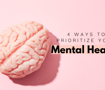 prioritizing your mental health starts with ditching diet culture