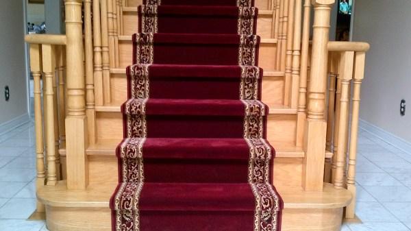 Oriental Stair Runner Carpet