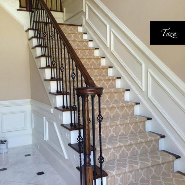 Carpet Stair Runner Installation