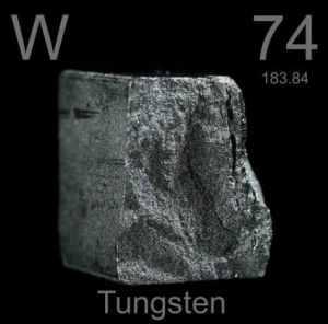 what is tungsten