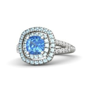 cushion-blue-topaz-18k-white-gold-ring-with-aquamarine-and-white-sapphire