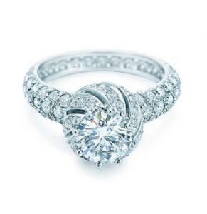 tiffany and co engagement rings