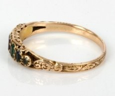 dearest rings 18th century