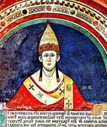 pope innocent iii mandatory engagement