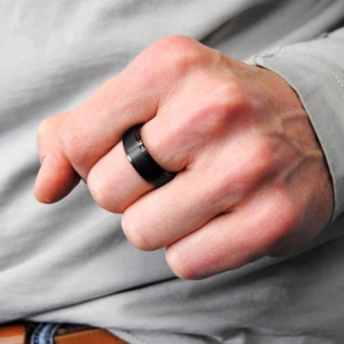 5 Best Mens Tungsten Carbide Wedding Rings And Bands As