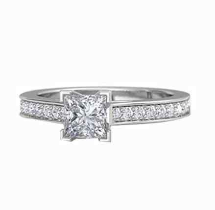 0-68-ct-princess-cut-diamond-engagement-ring-14k-solid-white-gold