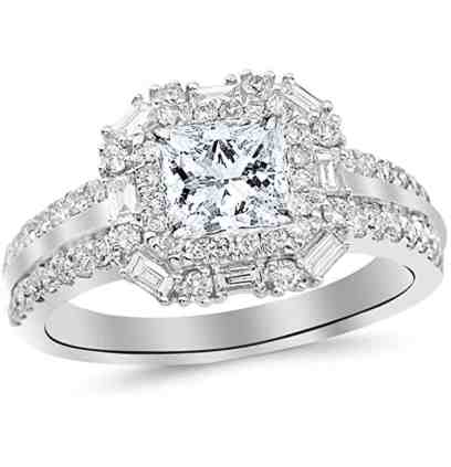 1-44-carat-t-w-princess-double-row-baguette-and-round-halo-diamond-engagement-ring