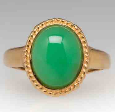 14k-yellow-gold-chrysoprase-cabochon-bezel-ring