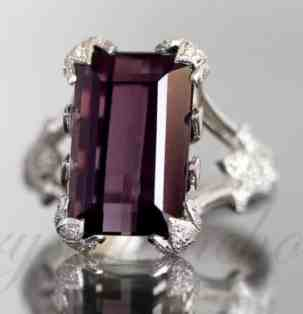 gia-certified-18k-white-gold-natural-purple-siberite-tourmaline-diamond-ring