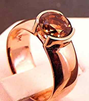 light-brown-dravite-tourmaline-7-00mm-1-46-carat-in-14k-rose-gold-ring