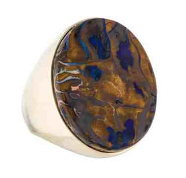 boulder-opal-cocktail-ring