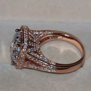pros and cons of rose gold jewelry