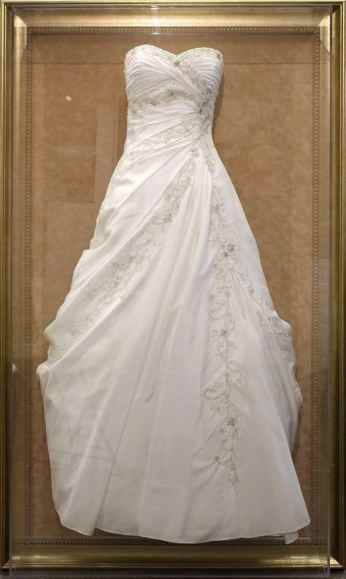 After the Wedding - Wedding Dress Care and Options