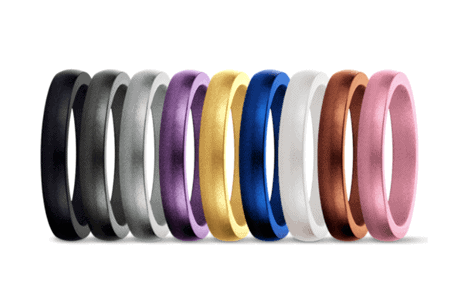 These Are The Best Silicone Wedding Ring Brands Love You Tomorrow