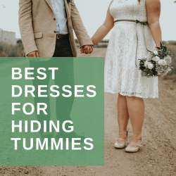 Best Dresses for Hiding Tummies