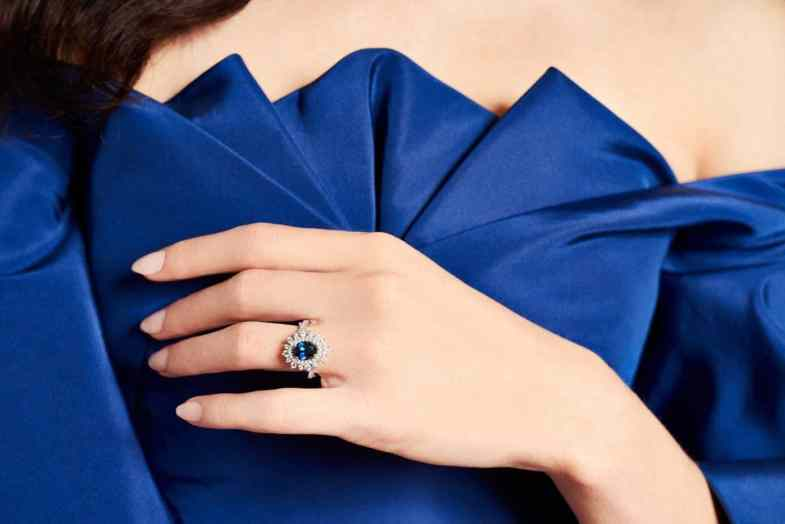 blue nile ring