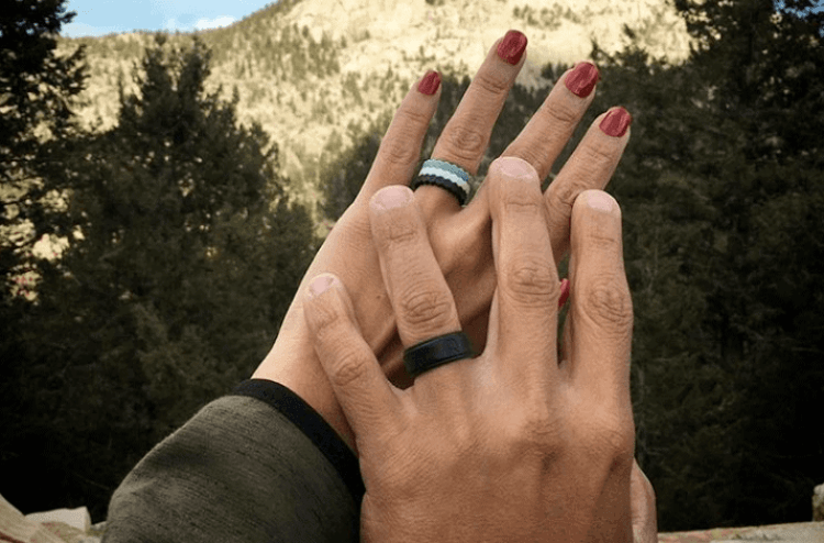 qalo couple rings