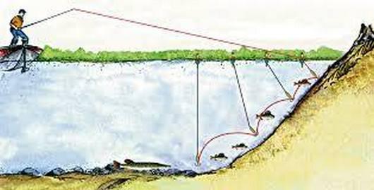 поплавок для ловли на подъем