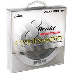 Плетенка Daiwa Tournament Accu depth отзывы