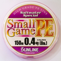 Плетенка Sunline Super PE