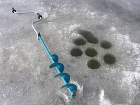 Лучший ледобур для рыбалки