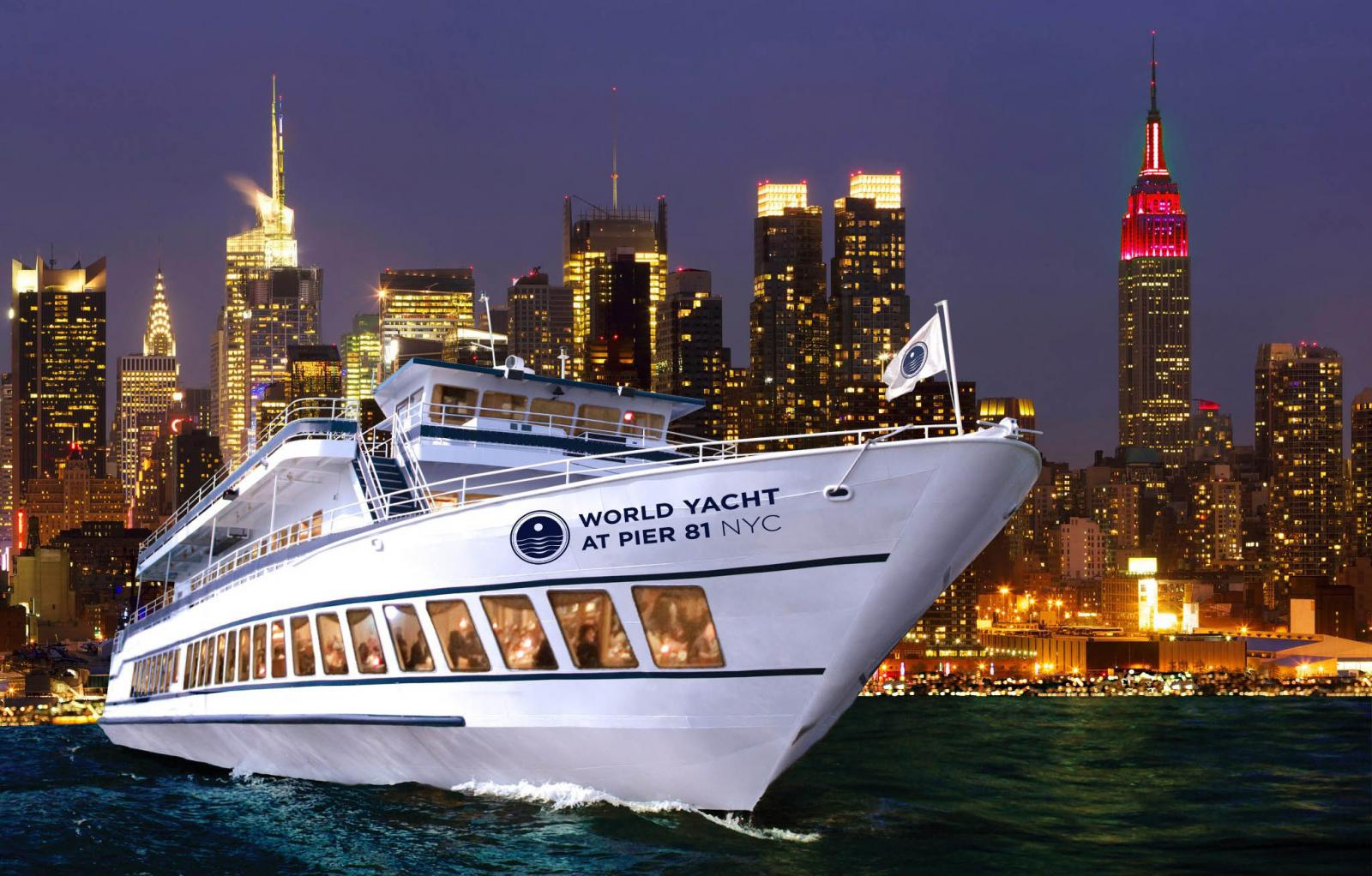 Dine And Enjoy The View New York Dinner Cruise
